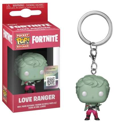 Брелок Fortnite - Pocket POP! - Love Ranger (4 см)