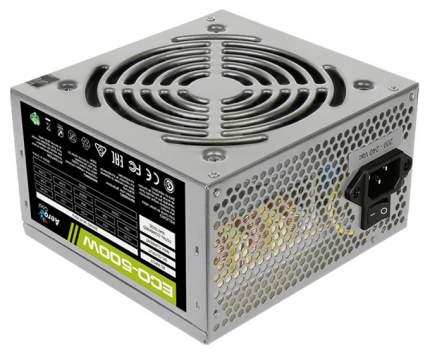 Блок питания компьютера Aerocool ECO-500W