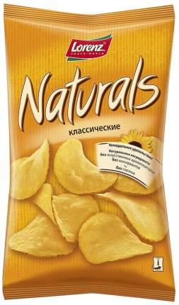 Чипсы картофельные Naturals классические 100 г