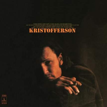 """Виниловая пластинка  Kris Kristofferson  """"Kristofferson"""" (LP)"""