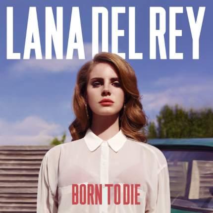 """Виниловая пластинка Lana Del Rey """"Born To Die"""" (LP)"""
