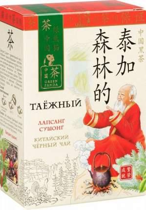 Чай черный Green Panda таежный лапсанг сушонг 100 г