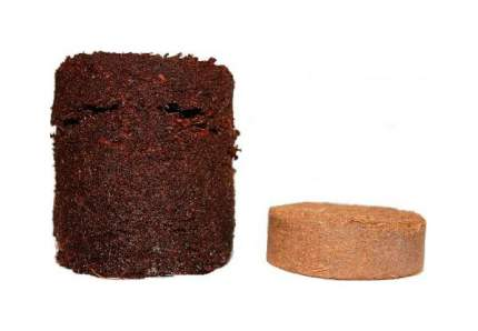 Кокосовые таблетки Джиффи - 7С 25 мм, 60 шт