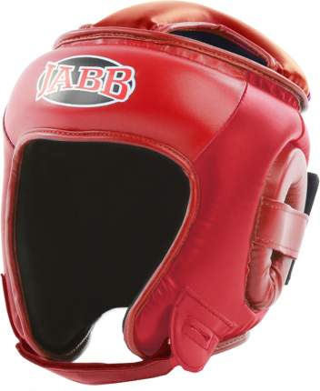 Боксерский шлем Jabb JE-2093 красный XL