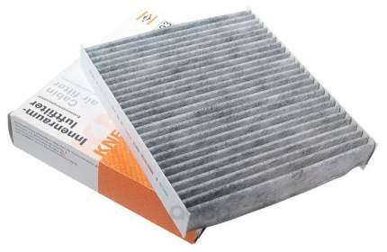 Фильтр салона угольный ford focus, volvo s40S80/c30 1.4-3.2/d/tdci 04 Mahle LAK293