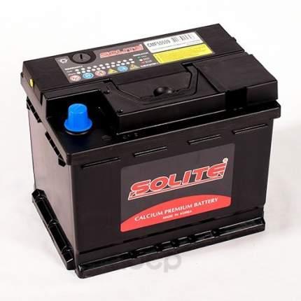 Аккумулятор автомобильный Solite CMF55559 55А/ч 510А полярность обратная