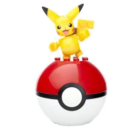 Конструктор Mega Bloks Pokemon Пикачу