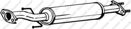 Глушитель выхлопной системы  bosal 141385