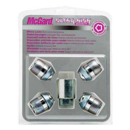 Секретки на колеса McGard M12x1.5мм 24212 SL