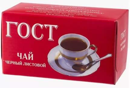 Чай Тот Самый гост 25 пакетиков