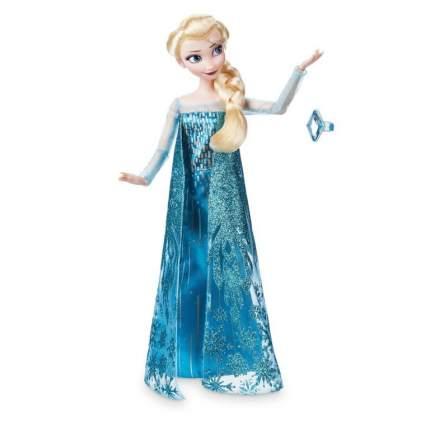 Кукла Frozen Эльза с кольцом Disney Холодное сердце
