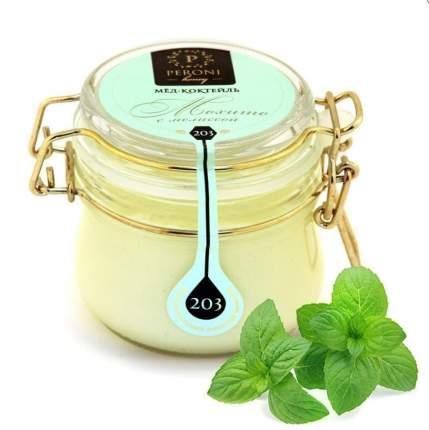 Мед-суфле Peroni Honey мохито с мелиссой  250 г