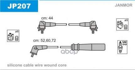 Комплект проводов зажигания JANMOR JP207