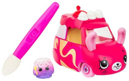 Машинка пластиковая Cutie Cars Marble Motor С кисточкой