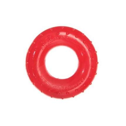 Кистевой эспандер Absolute Champion Массажный 15 кг красный
