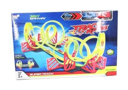 Детский пусковой трек TLD Track Racing длина трека 700 см TL-68811