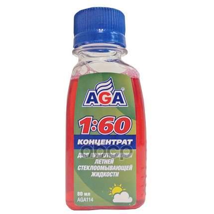 Концентрат для приготовления летней стеклоомывающей жидкости AGA AGA114