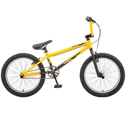 """Велосипед Tech Team BMX Jump 20 2018 20.5"""" yellow"""
