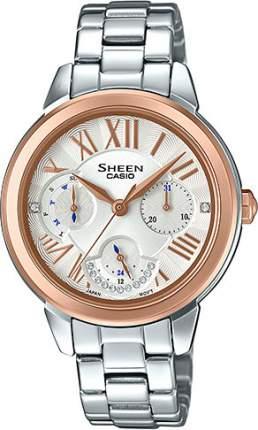 Наручные часы кварцевые женские Casio Sheen SHE-3059SG-7A