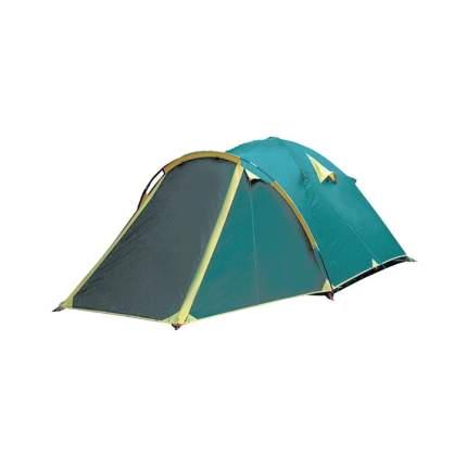 Палатка Tramp Stalker 2 V2 зеленый Цвет зеленый