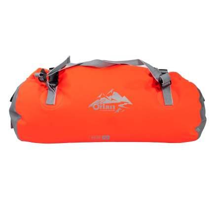 Гермосумка Orlan GBB60X 60 л оранжевая