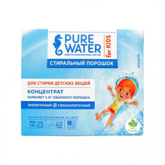 Стиральный порошок Ми&Ко Pure Water для детского белья 800 г