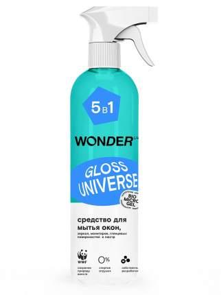 Средство для мытья окон, зеркал, мониторов, люстр Gloss Universe 5в1 0.5 л