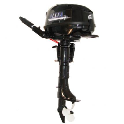 Лодочный мотор Allfa F6S