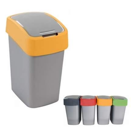 Контейнер для мусора FLIP BIN 25л оранже