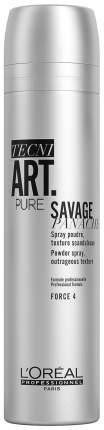 L'Oreal Professionnel Tecni, Art Pure Savage Panache Powder Spray