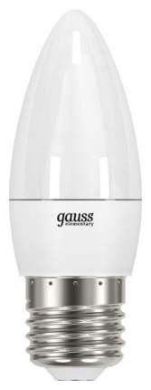 Лампочка Gauss Elementary E27 8W 2700K 33218