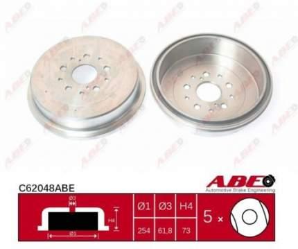 Тормозной барабан ABE C62048ABE