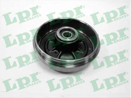 Тормозной барабан LPR 7D0390C