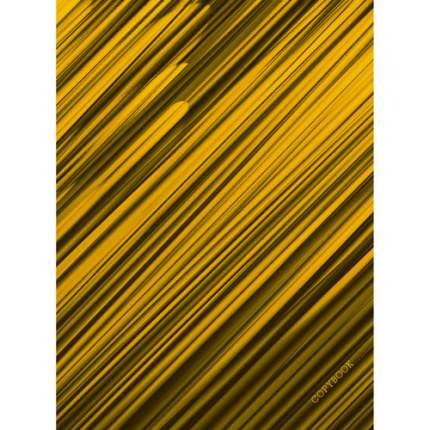 """Тетрадь """"Желтые полосы"""" (А4, 80л, клетка, скрепка), ТГ4804460"""