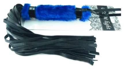 Плеть BDSM Арсенал с меховой рукояткой