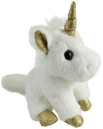 Мягкая игрушка Chuzhou Greenery Единорог белый с золотом M095