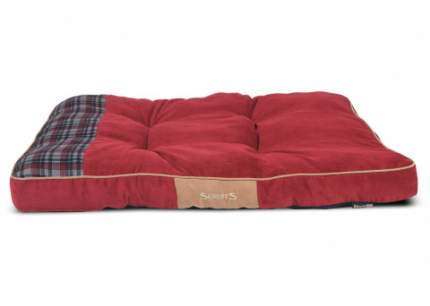 Матрас для собак Scruffs Wilton 82 х 58 х 6 красный