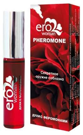 Женские духи с феромонами Биоритм Erowoman Нейтрал без запаха 10 мл