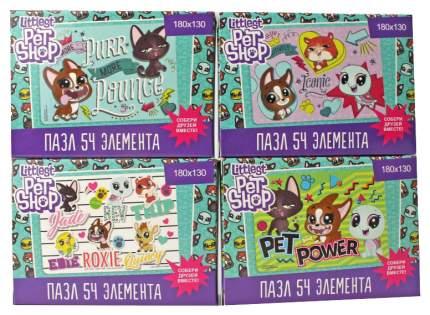 Пазл Origami Littlest Pet Shop 54 детали в ассортименте