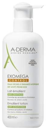 Лосьон для тела A-Derma Exomega Control Emollient Lotion 400 мл