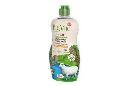 Средство для мытья посуды BioMio с эфирным маслом мандарина 450 мл
