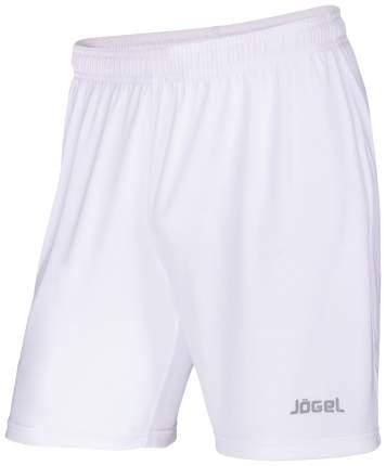 Шорты футбольные детские Jogel белые JFS-1110-018 XS