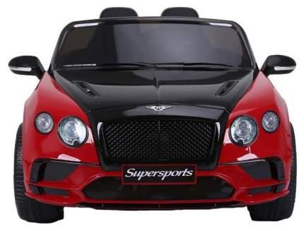 Электромобиль Bugati ST00227-RD Bentley Continental Superpsorts 6V красный