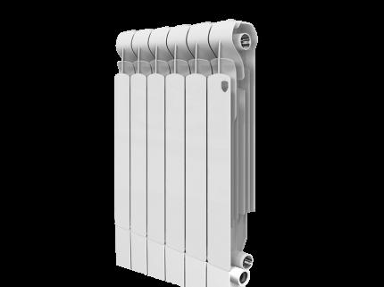 Радиатор биметаллический Royal Thermo Indigo Super 585x485