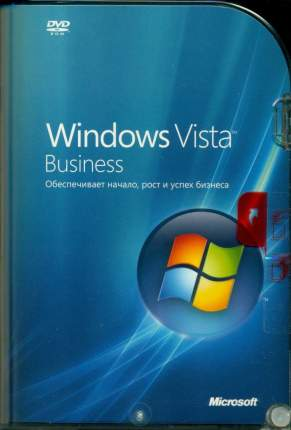 Операционная система Microsoft Windows Vista Business BOX RUS