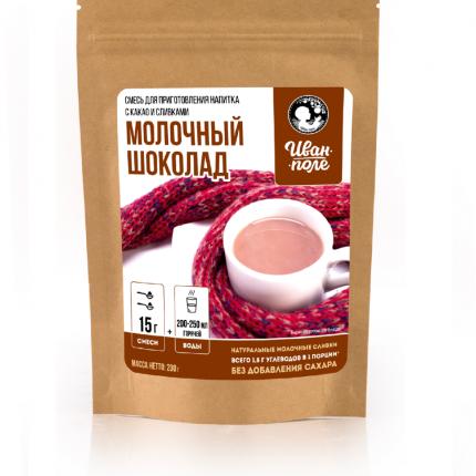 Какао-напиток Иван-поле молочный шоколад