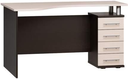 Стол письменный правый Divan.ru КСТ-104.1 86x140x75, венге/беленый дуб