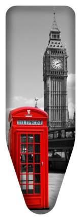 Чехол для гладильной доски Hoff London 130х50 см