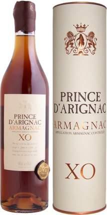 Арманьяк Prince d'Arignac XO in tube 0.7 л