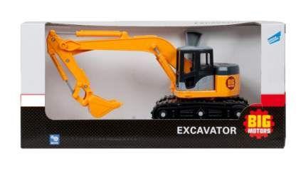 Строительная машина Big Motors Мини-экскаватор 23 см